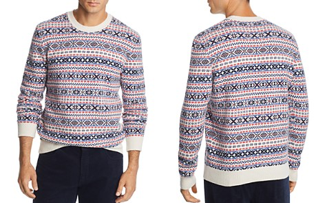 The Men's Store at Bloomingdale's Fair Isle Sweater - 100% Exclusive _2