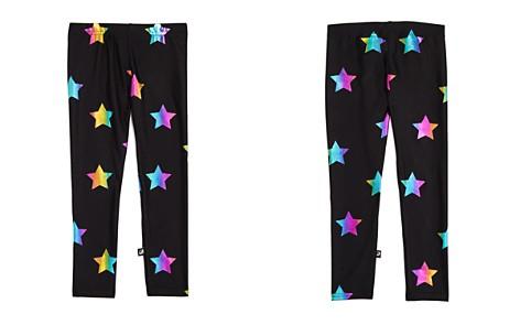 Terez Girls' Rainbow Foil Star Leggings - Little Kid - Bloomingdale's_2
