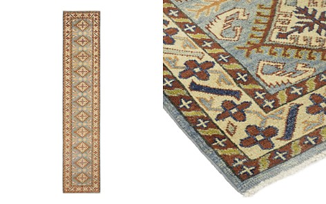 """Solo Rugs Kazak 17 Hand Knotted Area Rug, 2' 6"""" x 12' 4"""" - Bloomingdale's_2"""