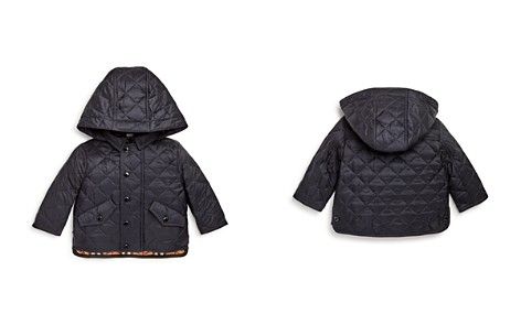 Burberry Boys' Ilana Quilted Hooded Jacket - Baby - Bloomingdale's_2