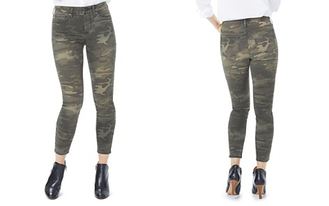 NYDJ Ami Skinny Ankle Jeans in Camo - Bloomingdale's_2