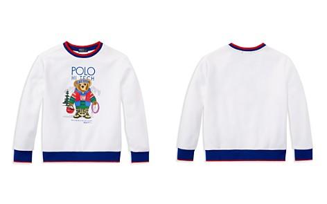 Polo Ralph Lauren Boys' Rock-Climbing Polo Bear Sweatshirt - Big Kid - Bloomingdale's_2
