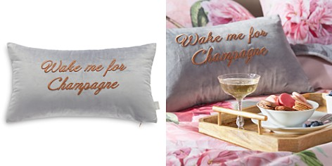 """Ted Baker Wake Me For Champagne Decorative Pillow, 12"""" x 22"""" - Bloomingdale's_2"""