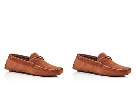 Ted Baker Men's Akgaro Suede Apron Toe Loafers - Bloomingdale's_2