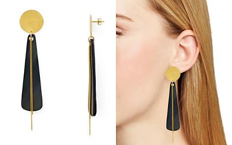 Chan Luu Horn Drop Earrings - Bloomingdale's_2