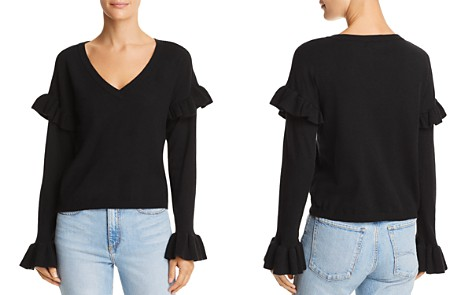 BB DAKOTA Out To Lunch Ruffled Sweater - Bloomingdale's_2