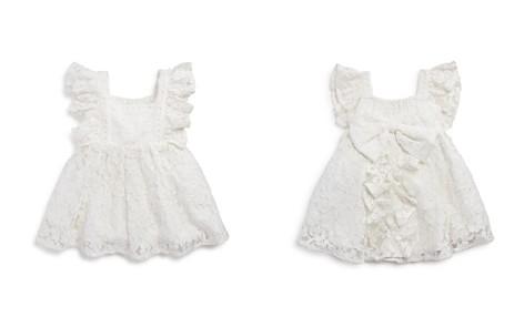 Bardot Junior Girls' Floral Lace Pinafore Dress - Baby - Bloomingdale's_2