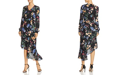 Parker Lorelei Floral Dress - Bloomingdale's_2