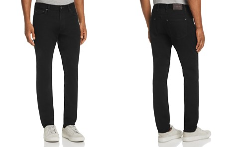 Michael Kors Parker Slim Fit Jeans in Black - Bloomingdale's_2