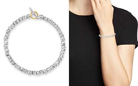 Dodo Sterling Silver Beaded Bracelet - Bloomingdale's_2