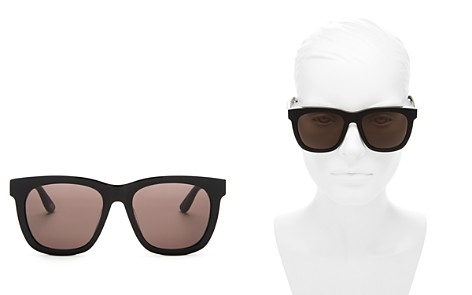 Saint Laurent Unisex Square Sunglasses, 55mm - Bloomingdale's_2