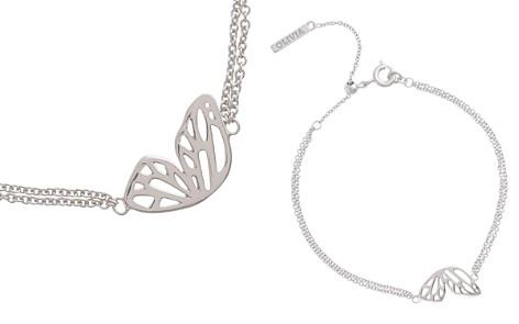 Olivia Burton Butterfly Wing Chain Bracelet - Bloomingdale's_2