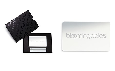 Bloomingdale's Fashion Icon Gift Card_2