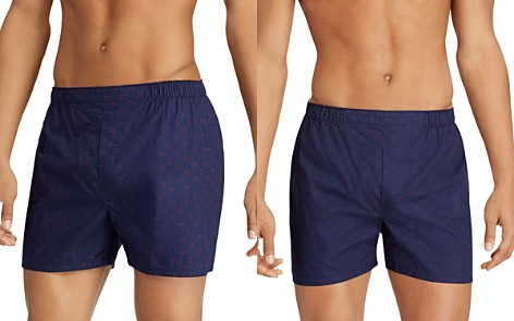Polo Ralph Lauren Classic Fit Woven Boxer - Pack of 3 - Bloomingdale's_2