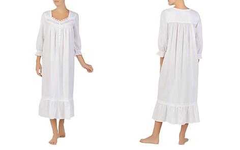 Eileen West Cotton Long Ballet Nightgown - Bloomingdale's_2