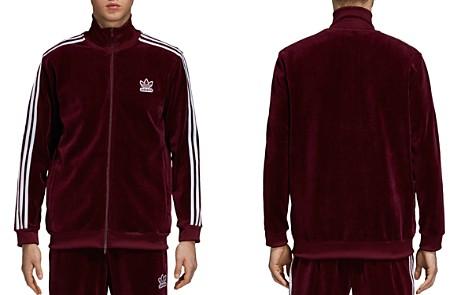 adidas Originals Beckenbauer Velvet Track Jacket - Bloomingdale's_2