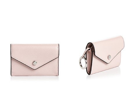 Rebecca Minkoff Small Leather Key Ring Wallet - Bloomingdale's_2