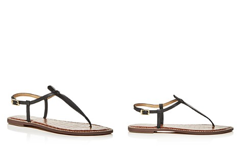 Sam Edelman Women's Gigi Leather Thong Sandals - Bloomingdale's_2