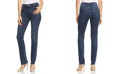 DL1961 Coco Straight Jeans in Colorado - Bloomingdale's_2