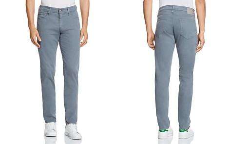 AG Tellis Slim Fit Pants in Autumn Fog - Bloomingdale's_2