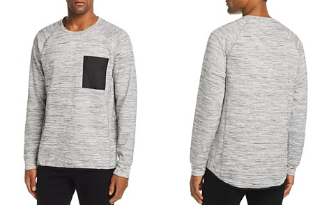 Pacific & Park Chest-Pocket Spacedyed Sweatshirt - 100% Exclusive - Bloomingdale's_2