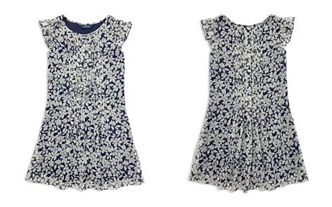 Polo Ralph Lauren Girls' Floral Chiffon Dress - Big Kid - Bloomingdale's_2