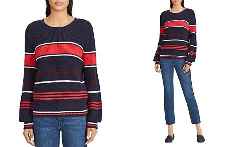 Lauren Ralph Lauren Striped Shaker Stitch Sweater - Bloomingdale's_2