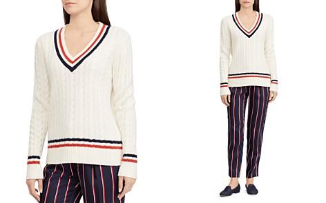 Lauren Ralph Lauren Signature Cricket Sweater - Bloomingdale's_2