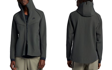 Nike Tech Pack Textured-Woven Hooded Jacket - Bloomingdale's_2