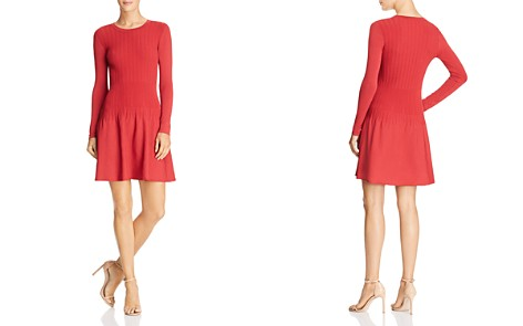 Elizabeth and James Tao Ribbed Dress - Bloomingdale's_2