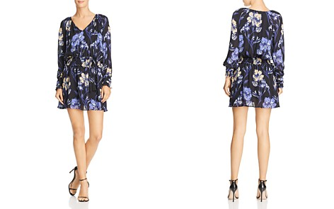 Ramy Brook Milene Floral Silk Dress - Bloomingdale's_2