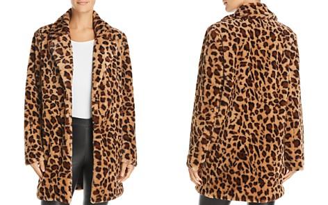 Re:Named Kimora Faux-Fur Leopard Coat - Bloomingdale's_2