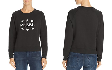 Rebecca Minkoff Jennings Rebel Sweatshirt - Bloomingdale's_2