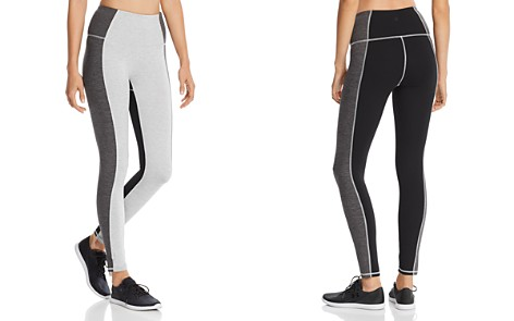 GAIAM X JESSICA BIEL Houston Color-Block Ankle Leggings - Bloomingdale's_2