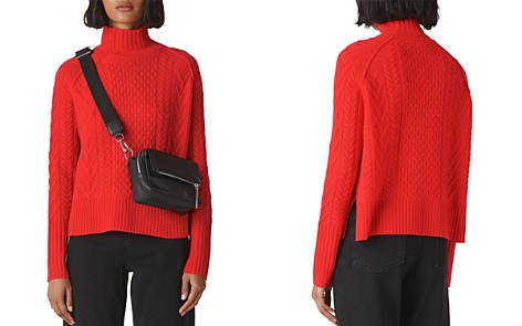 Whistles Merino Wool Cable Sweater - Bloomingdale's_2