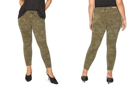 Sanctuary Curve Social Standard Skinny Jeans in Prosperity Camo - Bloomingdale's_2