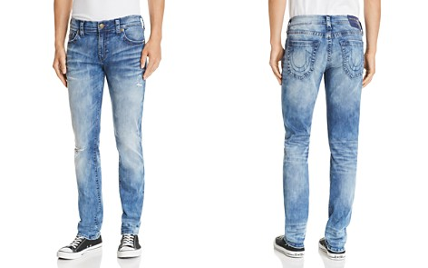True Religion Rocco Slim Fit Jeans in Blue Riot - Bloomingdale's_2