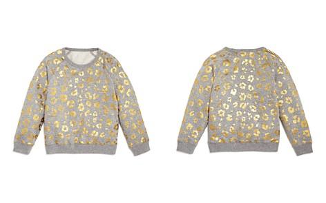 Sovereign Code Girls' Juliet Metallic Leopard-Print Fleece Sweatshirt - Little Kid - Bloomingdale's_2