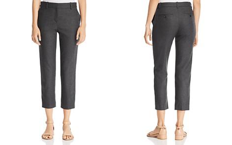Theory Treeca 2 Cropped Pants - Bloomingdale's_2