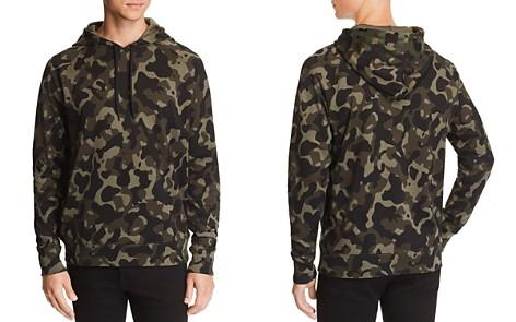 HUGO Dayfun Camouflage-Print Hooded Sweatshirt - Bloomingdale's_2