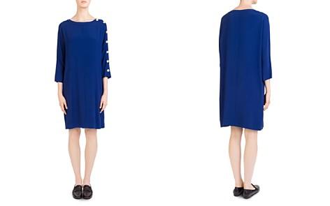 Gerard Darel Anais Button-Sleeve Dress - Bloomingdale's_2