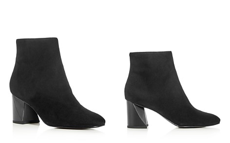 KENDALL and KYLIE Women's Hadlee Suede Block-Heel Booties - 100% Exclusive - Bloomingdale's_2
