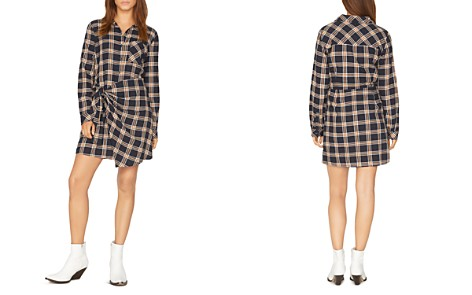 Sanctuary Ani Wrap Shirt Dress - 100% Exclusive - Bloomingdale's_2