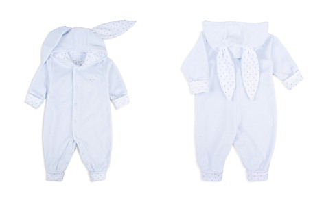 Livly Boys' Hooded Romper with Bunny Ears - Baby - Bloomingdale's_2