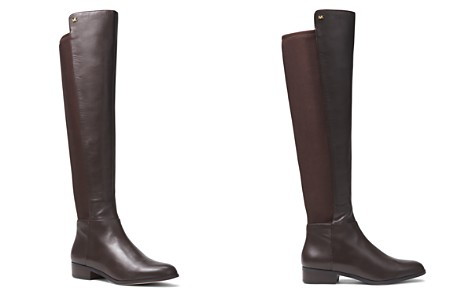 MICHAEL Michael Kors Women's Bromley Leather & Stretch Tall Boots - Bloomingdale's_2