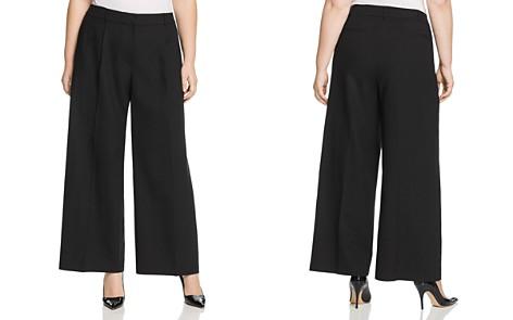 Eileen Fisher Plus Wide-Leg Pants - Bloomingdale's_2