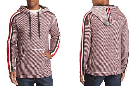 Tommy Hilfiger x Lewis Hamilton Textured Hooded Sweatshirt - Bloomingdale's_2