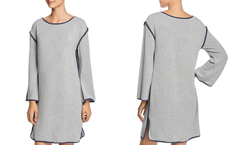 Naked Butterknit Seamed Sleepshirt - Bloomingdale's_2