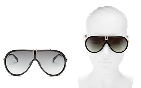 Givenchy Women's Shield Sunglasses, 140mm - Bloomingdale's_2