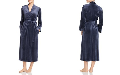 Natori Velvet Long Robe - Bloomingdale's_2
